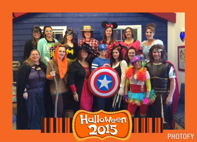 Happy Halloween from the Staff at Pediatric Dental Healthcare!