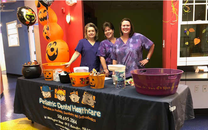 You made the Halloween Candy Buyback Program a HUGE success and saved your teeth!