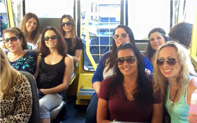 Pediatric Dental Healthcare takes over the Boston Duck tour & Dinner at Maggiano's for a team building day